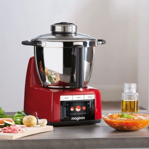 Cook Expert de Magimix la alternativa de Thermomix