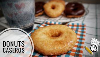 Cómo hacer Donuts caseros con Thermomix