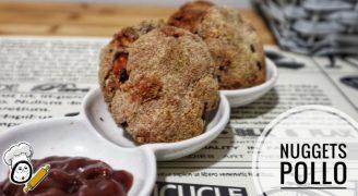 Nuggets de pollo caseros en Mycook de Taurus