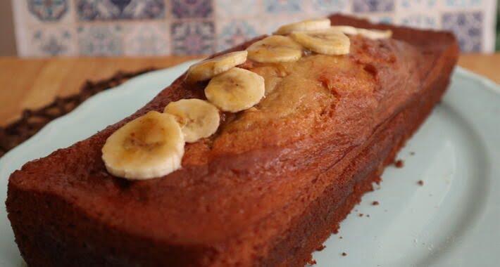 Repostería fácil con Mambo bizcocho de plátano