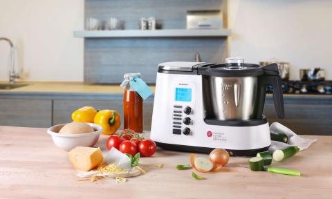 SilverCrest Monsieur Cuisine Plus una de las alternativas económicas de Thermomix