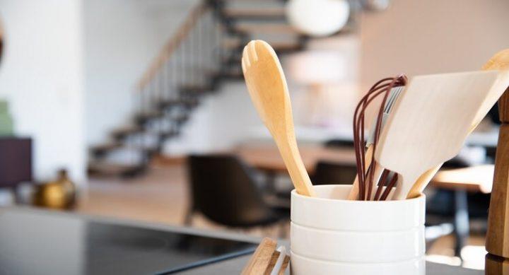 Utensilios de cocina o menaje de cocina