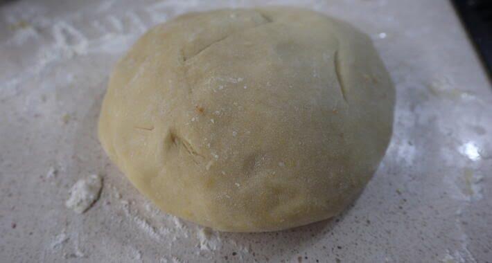 Cómo hacer la masa de rosquillas