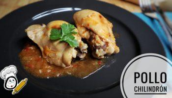 Receta de pollo al chilindrón con Mambo de Cecotec