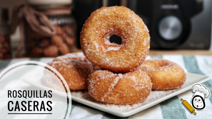 Las mejores rosquillas de anís caseras con Mambo