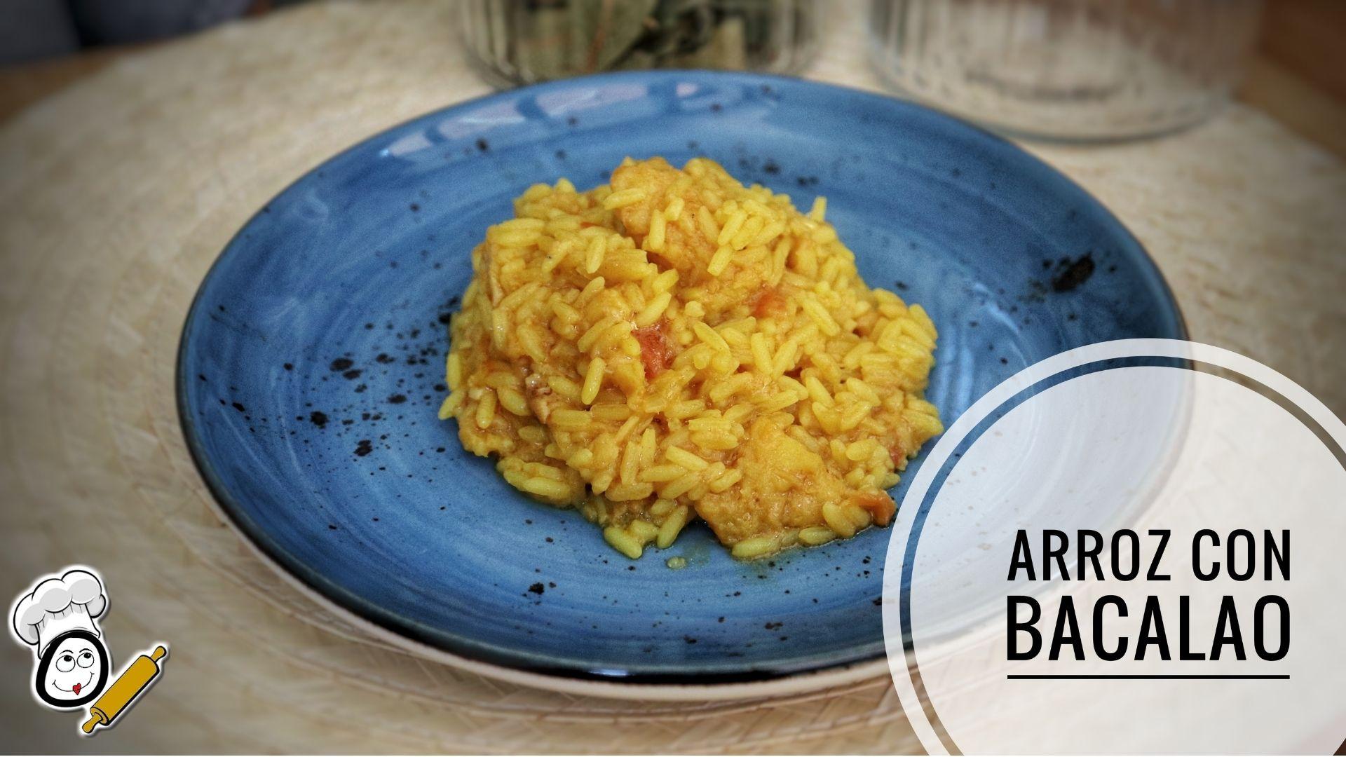Cómo hacer la receta de arroz con bacalao en Thermomix