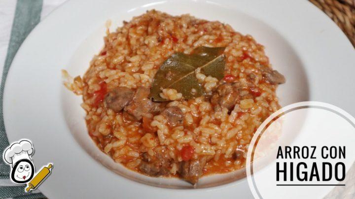Cómo hacer arroz con hígado en Mambo