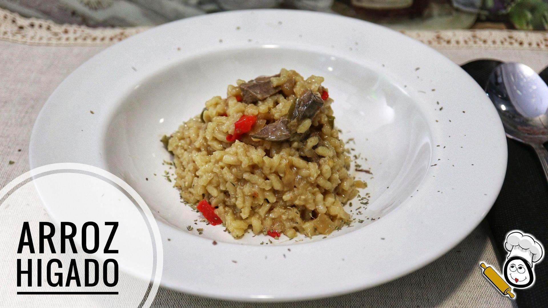Cómo hacer arroz con hígado de recetas caseras