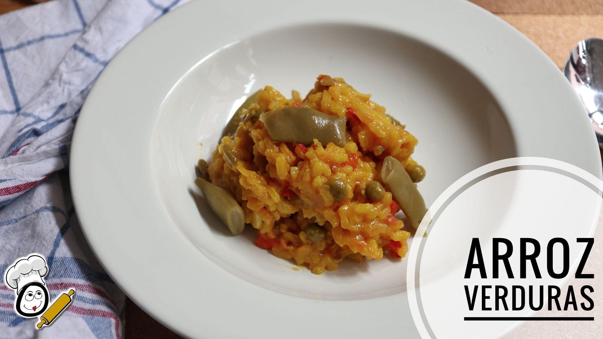 Cómo hacer la receta de arroz con verduras en Mambo Cecotec