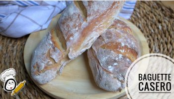 Cómo hacer la receta casera de baguette en Mambo
