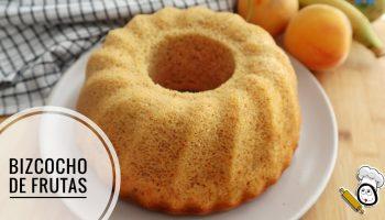 Las recetas para hacer bizcocho de frutas hecha con Mambo Cecotec