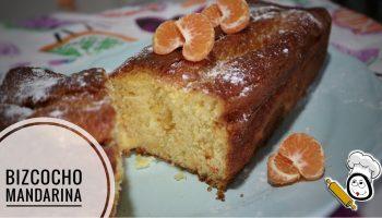 Cómo hacer la receta de bizcocho de mandarina en Mambo de Cecotec