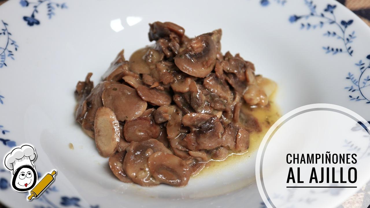 Cómo hacer la receta de champiñones al ajillo con Mambo Cecotec