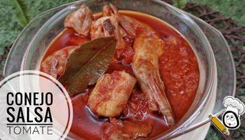 Conejo en salsa en la olla GM