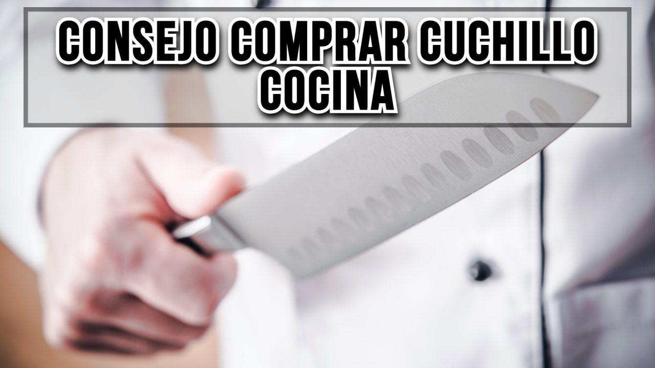 Los mejores consejos para comprar un cuchillo de cocina
