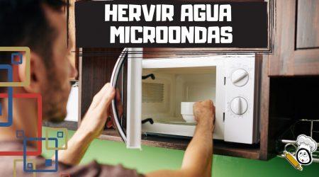 Cómo hacer consejo de hervir agua microondas