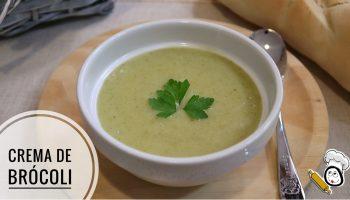 Cómo hacer la receta de crema de brócoli con Thermomix tm5