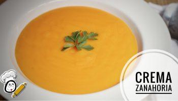 Cómo hacer la crema de zanahorias en Themomix