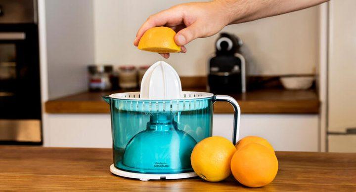 Comprar el exprimidor easy Zitrus Basic de Cecotec