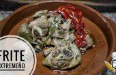 Cómo hacer la receta de frite de cordero extremeño tradicional