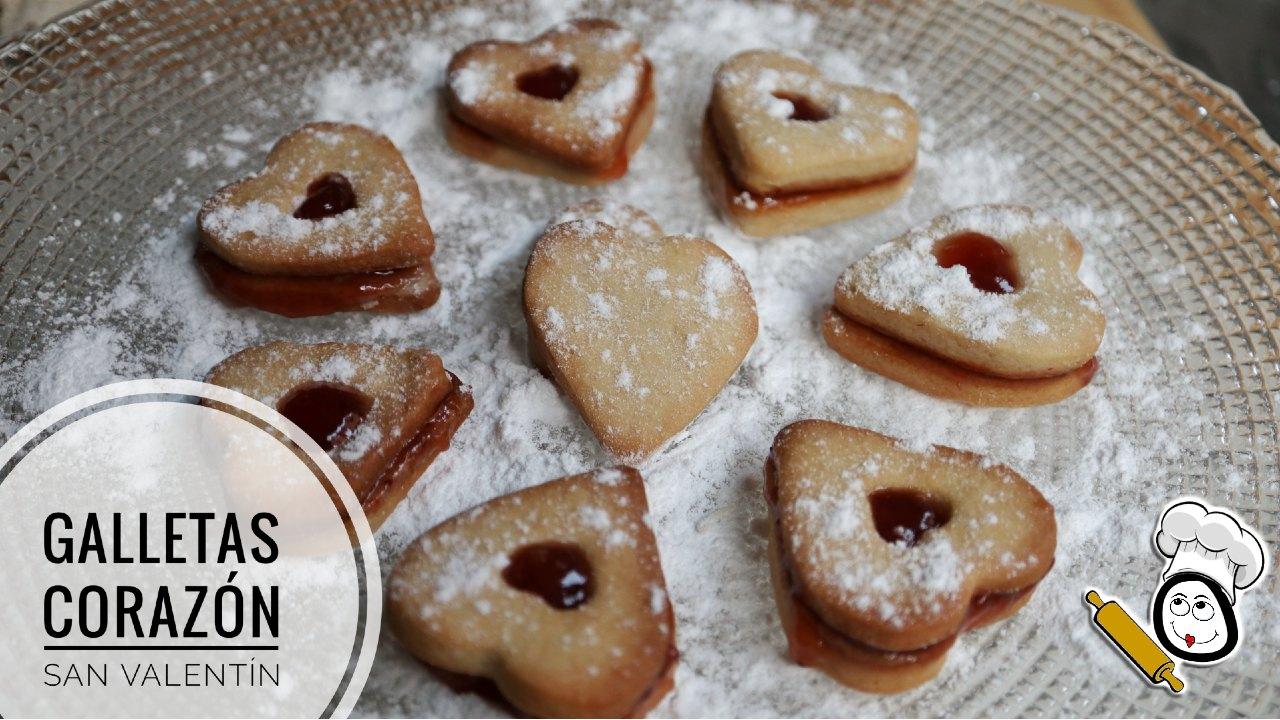Cómo preparar las galletas de corazón en la Thermomix