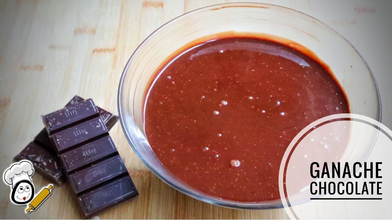Cómo preparar ganache de chocolate Thermomix