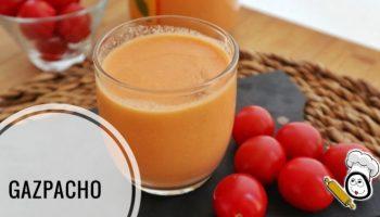 Gazpacho clásico con Mambo de Cecotec