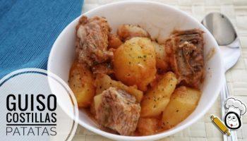 Guiso de costillas con patatas en Mambo