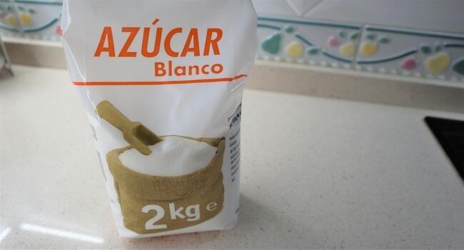 Azúcar blanco para hacer azúcar glas en Mambo
