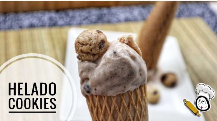 Helado de Cookies en Mambo
