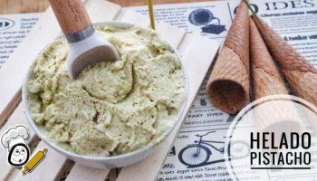 Cómo hacer la receta de Helado pistacho Mambo Cecotec