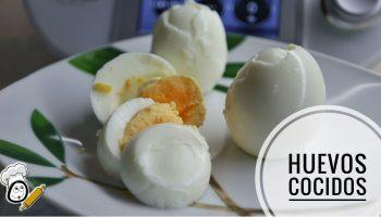 Cómo hacer huevos cocidos en Thermomix