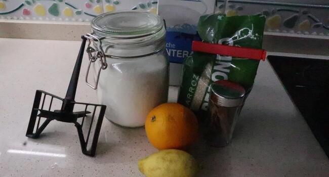 Los ingredientes necesarios para hacer arroz con leche en Mycook
