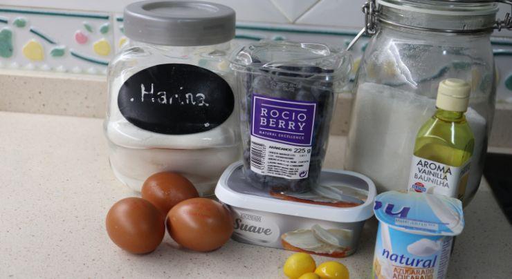 Los ingredientes necesarios para hacer pudín Mambo de Cecotec