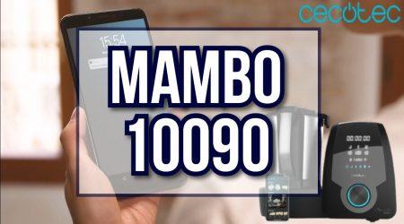El nuevo robot de cocina de Cecotec Mambo 10090