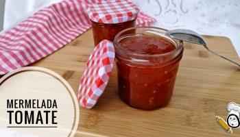 Cómo hacer la mermelada de tomate con Thermomix