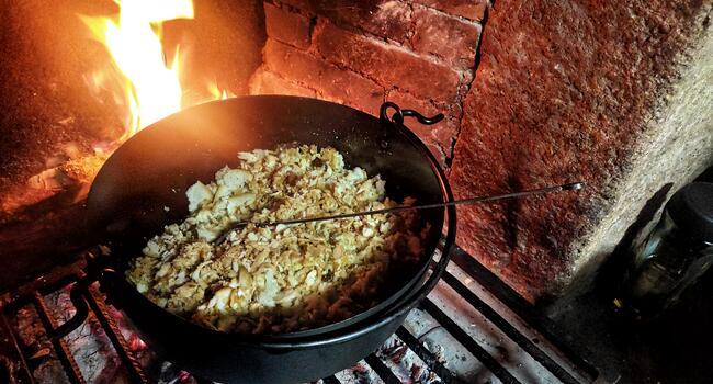 Prepara la receta fácil de migas extremeñas o migas del pastor receta de la abuela