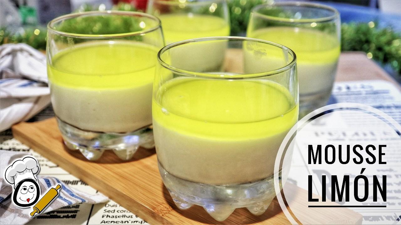 Cómo hacer la receta de mousse de limón con Mambo de Cecotec
