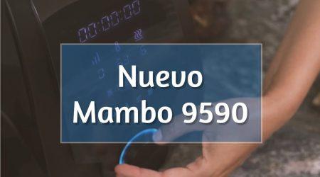 El nuevo robot de cocina de Cecotec Mambo 9590