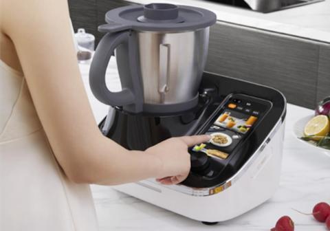 Cómo es el nuevo robot de cocina de Xiaomi