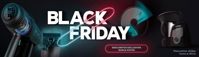 Las mejores ofertas de Cecotec para el Black Friday