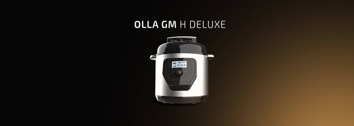 Las mejores ofertas de la Olla GM H Deluxe para el Black Friiday