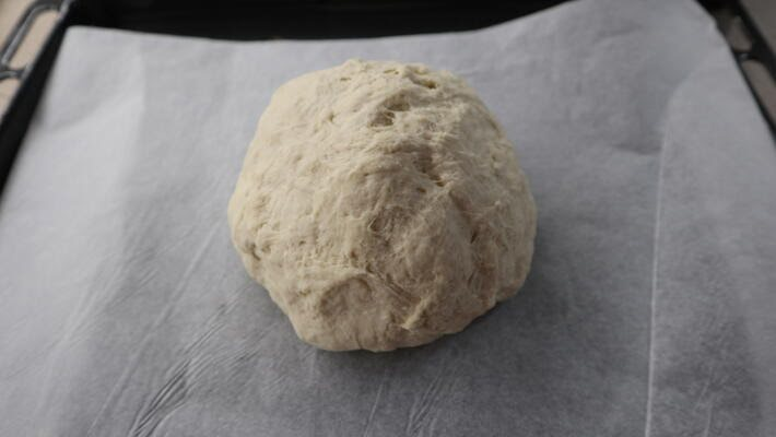 Hacer hogaza de pan en Mambo