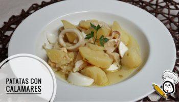 Cómo preparar la receta de calamares guisados en la Olla