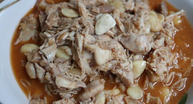 Cómo preparar con mambo la receta de pollo del chino