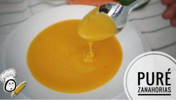 Puré de zanahorias y patatas con Mambo de Cecotec