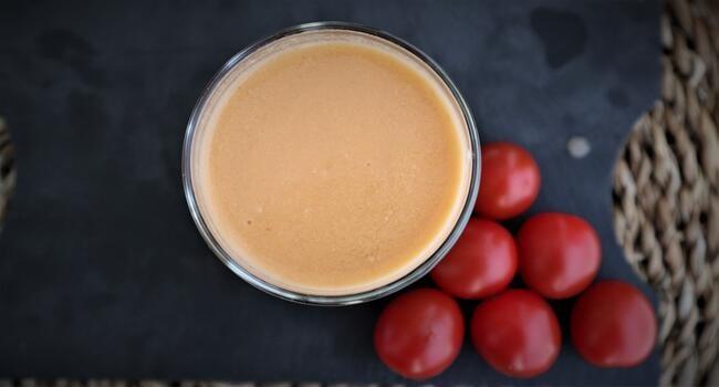 Mambo receta de gazpacho fácil