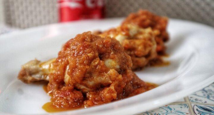 Ya tenemos lista la receta de pollo en Mambo a la Coca-Cola