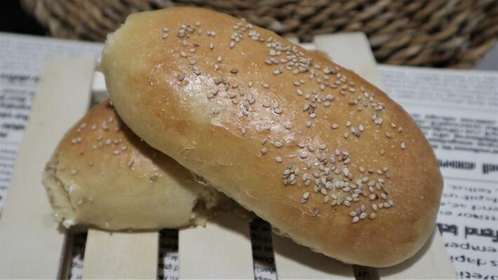 Receta para hacer pan de hot dog clásicos en Thermomix