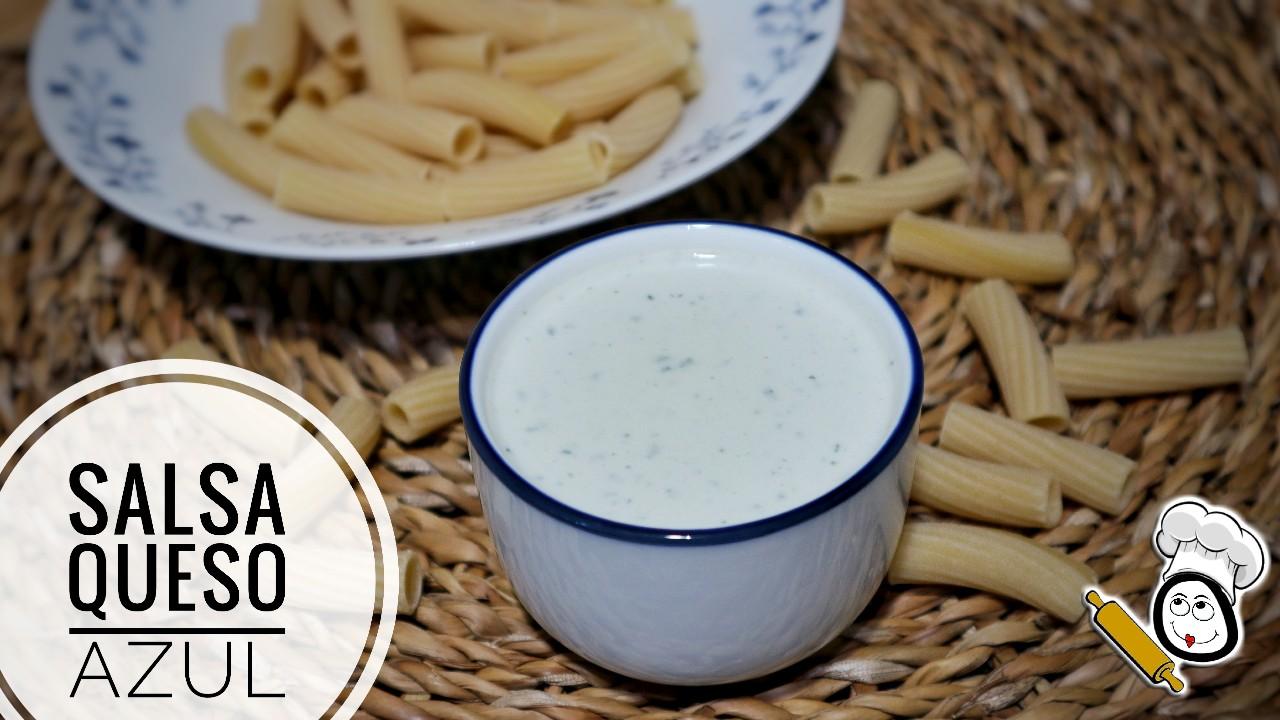 Cómo hacer la receta de salsa de queso azul con mambo de Cecotec